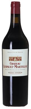 Château Lespault-Martillac, Pessac-Léognan, Bordeaux, 2012