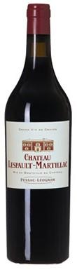 Château Lespault-Martillac, Pessac-Léognan, Bordeaux, 2013