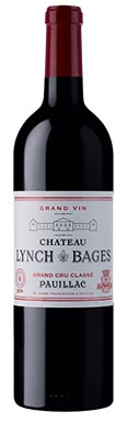 Château Lynch-Bages, Pauillac, 5ème Cru Classé, 2014