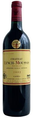 Château Lynch-Moussas, Pauillac, 5ème Cru Classé, 2012