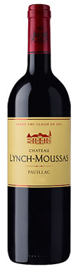 Château Lynch-Moussas, Pauillac, 5ème Cru Classé, 2017