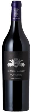 Château Maillet, Pomerol, Bordeaux, France, 2019