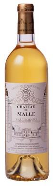 Château de Malle, Sauternes, 2ème Cru Classé, 2016