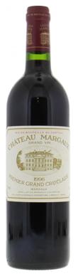 Château Margaux, Margaux, 1er Cru Classé, Bordeaux, 1996