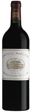 Château Margaux, Margaux, 1er Cru Classé, Bordeaux, 2008