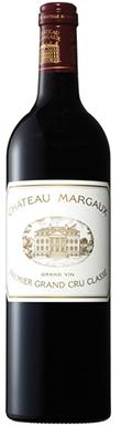 Château Margaux, Margaux, 1er Cru Classé, Bordeaux, 2018