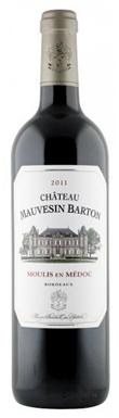 Château Mauvesin Barton, Moulis-en-Médoc, Bordeaux, 2012