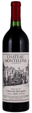 Chateau Montelena, Napa Valley, Estate Cabernet Sauvignon,
