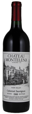 Chateau Montelena, Estate Cabernet Sauvignon, Napa Valley
