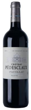 Château Pédesclaux, Pauillac, 5ème Cru Classé, 2013
