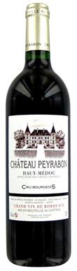 Château Peyrabon, Haut-Médoc, Cru Bourgeois, 2013