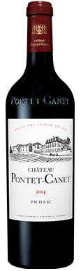 Château Pontet-Canet, Pauillac, 5ème Cru Classé, 2014