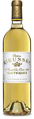 Château Rieussec, Sauternes, 1er Cru Classé, 2018