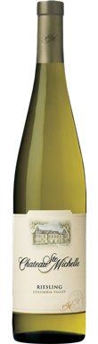 Chateau Ste Michelle, Riesling, Columbia Valley, 2015