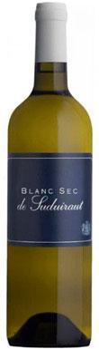 Château Suduiraut, Blanc Sec de Suduiraut, Bordeaux Blanc