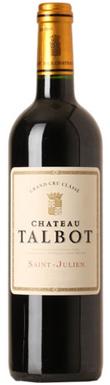 Château Talbot, St-Julien, 4ème Cru Classé, 2016