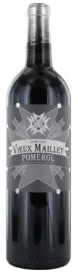 Château Vieux Maillet, Pomerol, Bordeaux, France, 2019