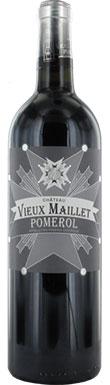 Château Vieux Maillet, Pomerol, Bordeaux, France, 2015