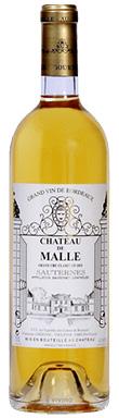 Château de Malle, Sauternes, 1er Cru Classé, 2018