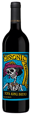 Chronic Cellars, Paso Robles, Sofa King Bueno, 2013