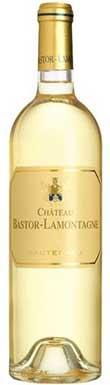 Château Bastor-Lamontagne, Sauternes, Bordeaux, France, 2017