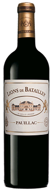 Château Batailley, Les Lions de Batailley, Pauillac, 2018