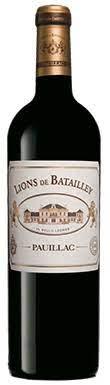 Château Batailley, Les Lions de Batailley, Pauillac, 2020