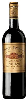 Château Batailley, Pauillac, Bordeaux, France, 2012