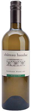 Château Bauduc, Bordeaux Blanc, Bordeaux, France, 2016