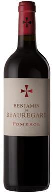 Château Beauregard, Benjamin de Beauregard, Pomerol, 2016