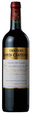 Château Boyd-Cantenac, Margaux, 3ème Cru Classé, 2015