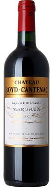 Château Boyd-Cantenac, Margaux, 3ème Cru Classé, 2016