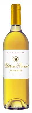 Château Broustet, Sauternes, 2ème Cru Classé, 2017