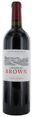 Château Brown, Pessac-Léognan, Bordeaux, France, 2018
