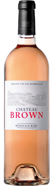 Château Brown, Rosé, Bordeaux, France, 2013