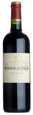 Château Calon Ségur, Marquis de Calon, St-Estèphe, 2018