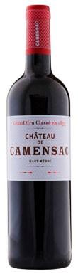 Château Camensac, Haut-Médoc, 5ème Cru Classé, 2018