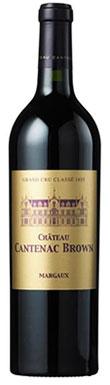 Château Cantenac Brown, Margaux, 3ème Cru Classé, 2017