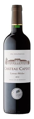 Château Capdet, Listrac-Médoc, Cru Bourgeois, 2018