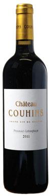 Château Couhins, Pessac-Léognan, Bordeaux, France, 2011
