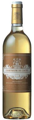 Château Coutet, Sauternes, La Chartreuse de Coutet, 2014