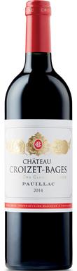 Château Croizet Bages, Pauillac, 5ème Cru Classé, 2014