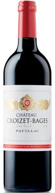 Château Croizet Bages, Pauillac, 5ème Cru Classé, 2016