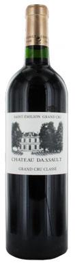 Château Dassault, St-Émilion, Grand Cru Classé, 2018