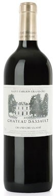 Château Dassault, St-Émilion, Grand Cru Classé, 2016