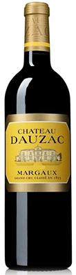 Château Dauzac, Margaux, 5ème Cru Classé, Bordeaux, 2018