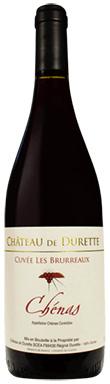 Château de Durette, Cuvée Les Brureaux, Beaujolais, Chénas