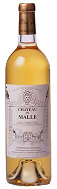 Château de Malle, Sauternes, 2ème Cru Classé, 2014