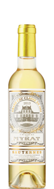 Château de Myrat, Sauternes, 2eme Cru Classé, (Half Bottle),