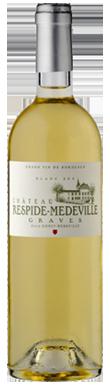 Château Respide-Medeville, Graves, Bordeaux, France, 2015